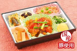 豚肉のピリ辛生姜炒め