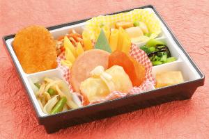 きのこ入り麻婆豆腐