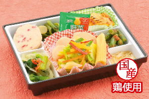豆腐ステーキ 山菜あん