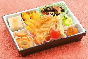 豚しゃぶと花野菜のおろしポン酢