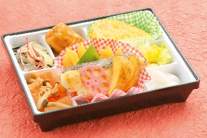 タラ味噌焼き