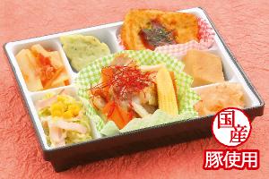 豆腐ステーキ麻婆ソース
