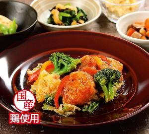 豚肉と小松菜の常夜鍋