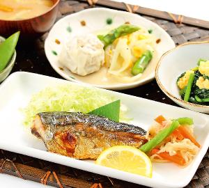豚肉と 小松菜の卵炒め