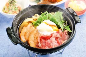 牛すき煮鍋