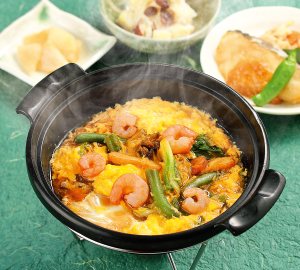 メバルと野菜のおろし煮